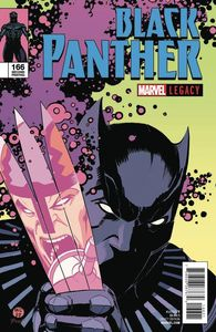 [Black Panther #166 (2nd Printing Craig Variant) (Legacy) (Product Image)]