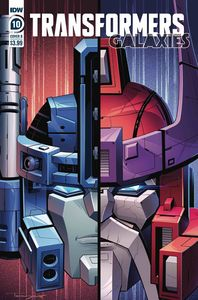 [Transformers: Galaxies #10 (Cover B Deer) (Product Image)]