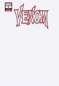 [Venom #1 (Blank Variant) (Product Image)]