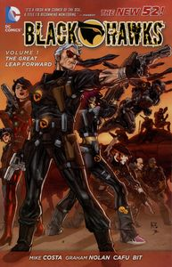 [Blackhawks: Volume 1: The Great Leap Forward (Product Image)]