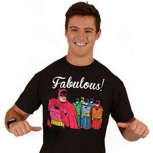 [Batman: T-Shirt: Fabulous! (Product Image)]