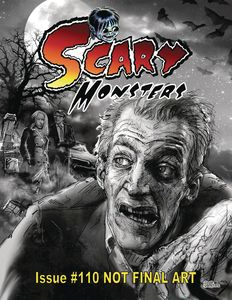 [Scary Monsters Magazine #110 (Product Image)]