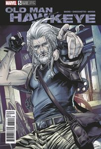 [Old Man Hawkeye #5 (Of 12) (Checchetto Variant) (2nd Printing) (Product Image)]