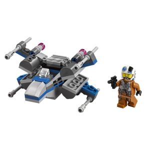 [Star Wars: The Force Awakens: Lego: Micro Fighter: Resistance X-Wing Fighter (Product Image)]
