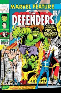 [Defenders: Omnibus: Volume 1 (Molina Cover Hardcover) (Product Image)]