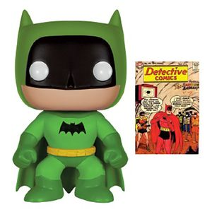 [DC Comics:  Pop! Vinyl Figure: Green Rainbow Batman (Product Image)]
