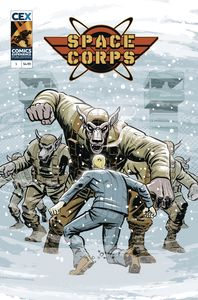 [Space Corps #1 (Cover A Beck) (Product Image)]