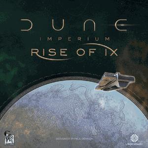 [Dune: Imperium: Rise Of Ix (Expansion) (Product Image)]