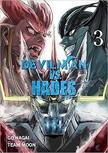[Devilman Vs Hades: Volume 3 (Product Image)]