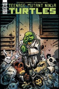 [Teenage Mutant Ninja Turtles: Ongoing #106 (Cover B Eastman) (Product Image)]