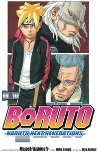 [Boruto: Volume 6: Naruto Next Generations (Product Image)]