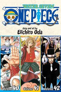 [One Piece: Water Seven: 3-In-1 Edition: Volume 14 (Product Image)]