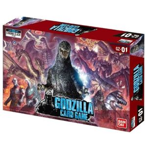 [Godzilla: Card Game (Product Image)]