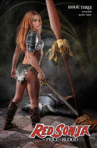 [Red Sonja: Price Of Blood #3 (Cover E Ray Cosplay) (Product Image)]