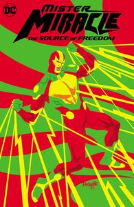 [Mister Miracle: The Source Of Freedom (Hardcover) (Product Image)]