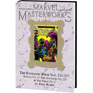 [Marvel Masterworks: Fantastic Four: Volume 23 (DM Variant Edition 317 Hardcover) (Product Image)]