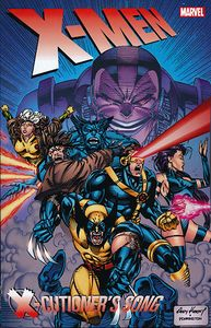 [X-Men: X-Cutioners Song (New Printing) (Product Image)]