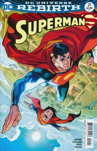 [Superman #21 (Variant Edition) (Product Image)]