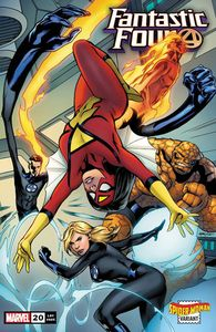 [Fantastic Four #20 (Lupacchino Spider-Woman Variant) (Product Image)]