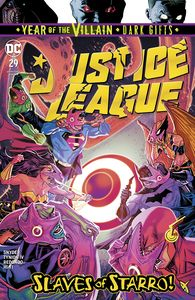 [Justice League #29 (YOTV Dark Gifts) (Product Image)]