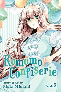 [Komomo Confiserie: Volume 2 (Product Image)]
