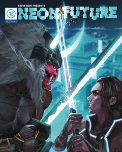 [Neon Future: Volume 2 #3 (Cover A Fong) (Product Image)]