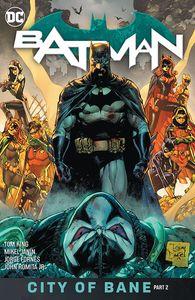 [Batman: Book 13: City Of Bane: Part 2 (Hardcover) (Product Image)]