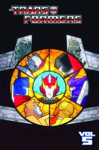 [Transformers: Volume 5: Chaos Theory (Product Image)]