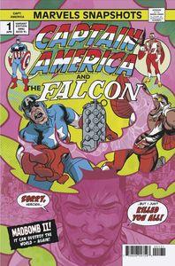 [Captain America: Marvels Snapshot #1 (Perez Variant) (Product Image)]