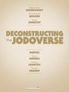 [Deconstructing The Jodoverse (Hardcover Box Set) (Product Image)]