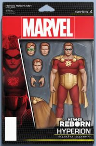 [Heroes Reborn #1 (Christopher Action Figure Variant) (Product Image)]
