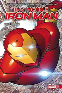 [Invincible Iron Man: Volume 1: Reboot (Premiere Edition - Hardcover) (Product Image)]