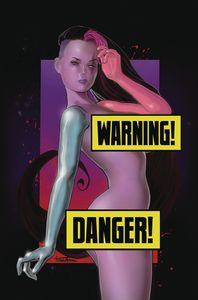 [Amalgama Space Zombie: Galaxy's Most Wanted #3 (Cover F Herman Ri) (Product Image)]