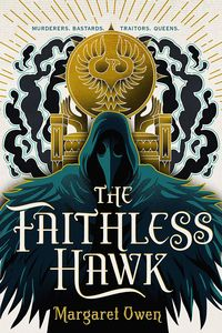 [The Merciful Crow: Book 2: The Faithless Hawk (Product Image)]