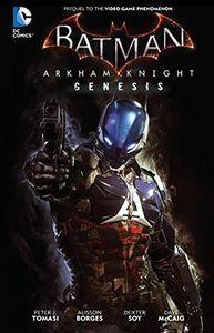 [Batman: Arkham Knight: Genesis (Hardcover) (Product Image)]