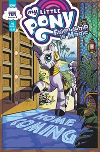 [My Little Pony: Friendship Is Magic #90 (Cover A Price) (Product Image)]