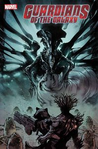 [Guardians Of The Galaxy #10 (Larraz Marvel Vs Alien Variant Kib) (Product Image)]