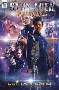 [Star Trek: Discovery Captain Saru: Annual 2019 (Product Image)]