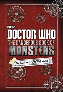 [Doctor Who: The Dangerous Book Of Monsters (Hardcover) (Product Image)]