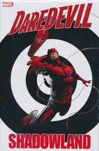 [Daredevil: Shadowland: Omnibus (Hardcover - Tan DM Variant) (Product Image)]