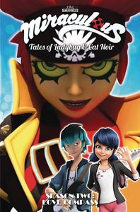 [Miraculous Tales Of Ladybug & Cat Noir: Season 2: Love Compass (Product Image)]