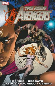 [New Avengers: By Brian Michael Bendis: Volume 5 (Product Image)]