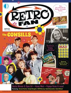 [Retrofan Magazine #8 (Product Image)]