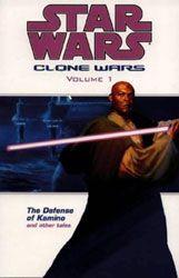 [Star Wars: Clone Wars: Volume 1: The Defense Of Kamino (Product Image)]