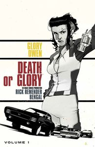 [Death Or Glory: Volume 1 (Forbidden Planet Exclusive Signed Mini Print Edition) (Product Image)]