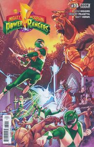[Mighty Morphin Power Rangers #13 (Main Cover) (Product Image)]