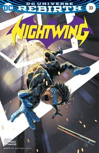 [Nightwing #33 (Variant Edition) (Product Image)]