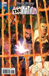 [Doctor Strange: Damnation #4 (Tarnation Variant) (Product Image)]