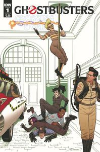 [Ghostbusters: Crossing Over #1 (Cover A Quinones) (Product Image)]
