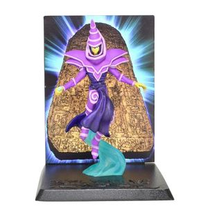 [Yu-Gi-Oh!: Figure With Deluxe Display: Series 1: Dark Magician (Product Image)]
